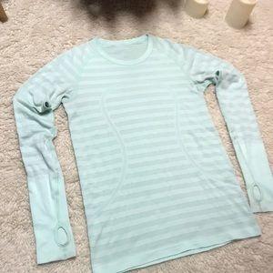 Lululemon swiftly tech long sleeve shirt 10